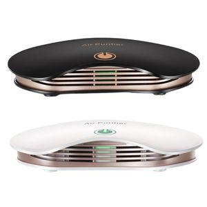 Taşınabilir Araba Hava Temizleyici Negatif İyon Hava Temizleyici Ionizer Filtreli Kaldır PM2.5 Formaldehit Ev Ofis Masaüstü