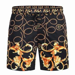 2021 Venta al por mayor Summer Moda Shorts New Designer Board Corta Secado rápido Traje de baño Tablero de impresión Pantalones de playa Hombres para hombre Nadar Pantalones cortos