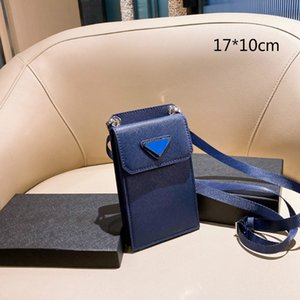 2021 الأزياء الفاخرة النساء حقيبة مصممين المحافظ محافظ البسيطة حجم ماركة حقائب الهاتف crossbody حقائب الكتف سيدة تغيير حقيبة PD2012101
