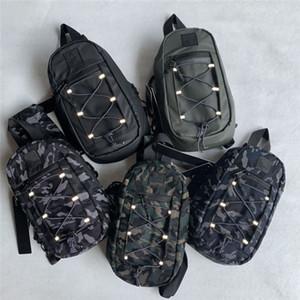 코퍼스톤 남성용 야외 위장 메신저 가방 남성용 다기능 어깨 가방 조수 브랜드 전술 가슴 가방 배낭