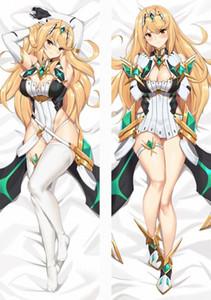 Anime Cases desenhos animados Xenoblade Chronicles corpo que abraça o descanso caso capa fronha de alta qualidade 96052 fronha 0sPC #