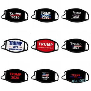 Mantenga la máscara de América del Gran Oreja Cara Trump Colgando All Stars El tren en el Exterior Banderas Mascarilla Impreso Voting USA Máscaras Presidencial 2 2 bg Etwq