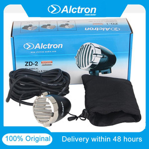 Original Alctron ZD-2 Classical Harmonica Microfone Compact e requintado microfone dinâmico Harp jogador melhor