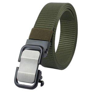 2020 Nuovo 3,4 centimetri Narrow Superficie Belt Buckle nylon cinghia di alta qualità tattica militare degli uomini di Quick Release può essere personalizzato Logo sqczSa