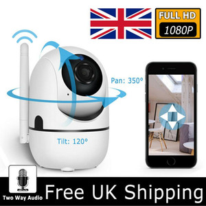 1080PWireless WIFI Wireless Home Security Camera Surveillance 2-Way Audio CCTV Pet Camera 2mp Baby Monitor For Android IOS PC