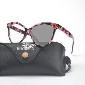 MINCL / Summer Fashion Lady Reading Glasses фотохромные очки для чтения УФ Урожай Открытый Cat Reading Glasses NX