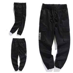 Top Quality Mens Sweatpants Streetwear 3M Reflective Hip Hop Multi-Pockets Joggers Jogging Track Pants Harem Trousers Contact Us Pictures Be