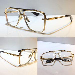 Unisex m sei occhiali popolari in metallo vintage occhiali ottici stile moda stile quadrato frameless UV 400 lente con custodia di alta qualità vendita calda