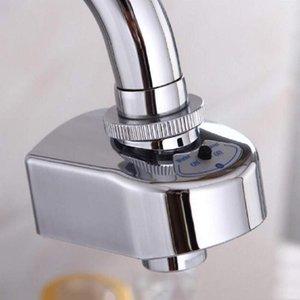 الحنفيات الأخرى، الاستحمام accs التلقائي التعريفي شاشة مياه بلا الظهر الحنفية فوهة صنبور الذكية الاستشعار توفير الطاقة جهاز تهوية المطبخ