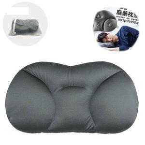 تصميم مريح النوم رغوة الجسيمات التخدير وسادة وسادة 3D التخدير