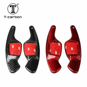 For Volkswagen VW 100% Carbon Fiber Steering Wheel Shift Blade Paddle Extension