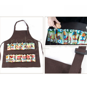 Pockets Egg Collecting Harvest Apron Chicken Farm Work Aprons Carry Duck Goose Egg Collecting Farm Apron Kitchen Apron RRA3654