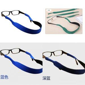 Gafas Correa Material de buceo Gafas de sol Lanyard Natación Artículos de movimiento Eyewar Lanyard Fábrica Venta directa 1 5DQ P1