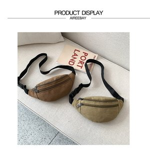 Seat belt, aire informal phone women's belt hip kidney bag, banana bag