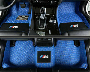 Suitable for BMW M-Series M2, M3, M4, M5, M6 Coupe Sedan 2006-2019 Car Floor Mats All-weather floor mat