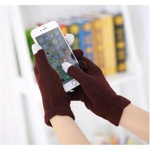 Touch Screen Gloves Man Womans Children Driving Cycling Ski Winter Warm Full Fingers Gloves For Mens Womens Kids Sp jllKbq bdecoat