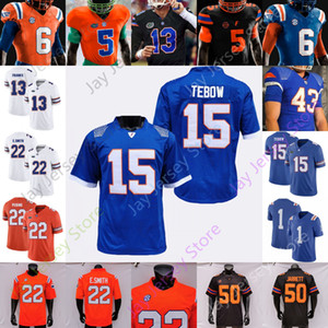 Florida Gators Football Jersey NCAA College Dante Fowler Jr. Maurkice Pouncey Joe Haden Trevon Grimes Brenton Cox Jr. Ventrell Miller Jones