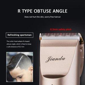 Professional Electric Hair Trimmer Multifunction Hair Clipper Men Children Shaver Barber Cordless Hair Cutting MachineRabin