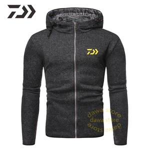 Fishing clothes men's autumn zipper button cap fishing clothes sportswear cycling fishing clothes