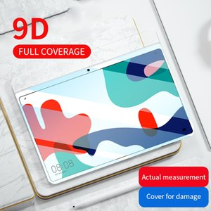 Huawei T5 Glass Tablet Protector Mediapad M5 Lite Pro M6 10.8 8.4 M3 Lite 10.1 8 T3 화면 보호기 용 강화 유리