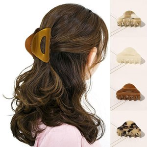 New Cute Candy Colors Banana Shape Hair Women Girls Sweet Hair Clips Ponytail Holder Hairpins Fashion Accessories