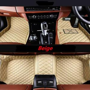 Fit for Chevrolet Camaro 2010-2020 leather Car Floor Mats Waterproof Mat