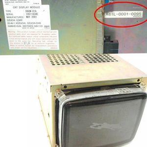 Nuovo FANUC A61L-0001-0095 (D9CM-01A) Display 9 Pin VGA Monitor1