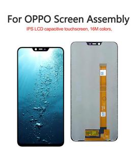 Grade Para OPPO A5 A3S Display LCD com tela de toque LCD completo Assembly Para OPPO A5 A3S Testado Para OPPO A5 LCD Screen Display