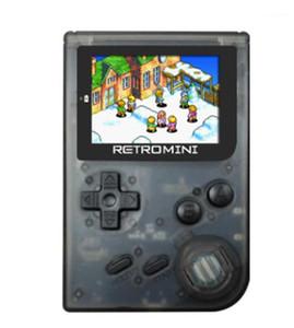 Mini de alta calidad Mini 32 bits 2 pulgadas Pandheld Game Game Jugadores Video portátil Retro Boy Juguete Regalos de cumpleaños 36 Classic1