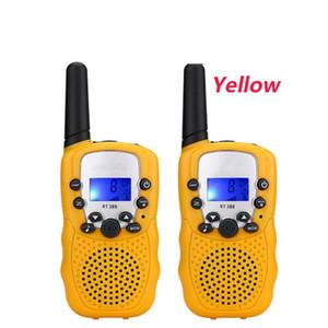 2020 Nuovo Walkie-talkie di Natale migliori regali per i bambini Radio portatile mini senza fili bidirezionale Radio Giocattolo dei bambini Hot