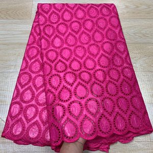 MIQIER High Quality African nigerian tulle Lace Fabric latest bazin lace fabric brocade lace wedding fabric for dress 2.5yards
