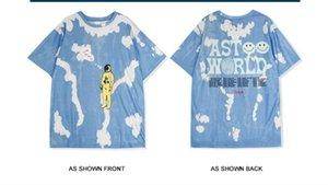 2020s Astroworld Travis Scott Cactus Jack Highest in The Room Tie Dye Tee Men Women TRAVIS SCOTT Summer Style t-shirts S-XXL 3zqs4 L0fF#