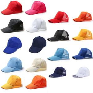 Poliéster / algodón gorra de béisbol al aire libre para adultos sombreros de sol de adulto puede personalizar el logotipo de la fiesta sombreros 3 estilo XD24421