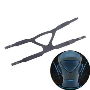 Snowing Mask Head CPAP copricapo Apnea Band Sleep Sleep Apnea senza ventilatore HeadGear Fascia Macchina Sostituzione universale CPAP PMKJJ