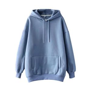 toppies loose oversize hoodies womens sweatshirt autumn winter fleece hoodies 2020 women clothes