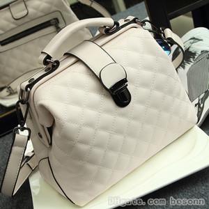 Womens Doctor Style Shoulder Bags Designer Handbag Top Handle Crossbody Bags Luxury Ladies Purses Satchel Bag