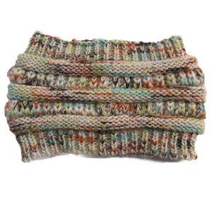 Knitted Crochet headband autumn winter new women Sports Head wrap Hairband Fascinator Hat Head Dress Headpieces FWC2950