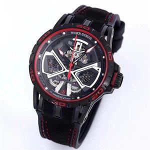 2020 мужских новый автоматический механический часы RDDBEX0748 0749 0750 оснащен RD630 специального движение 12 градусов баланса и спуском и ч
