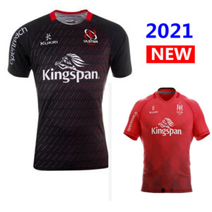 2021 ulster away Rugby Jerseys kukri shirt ULSTER national team International League jersey s-5xl