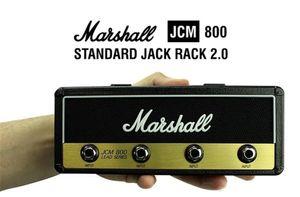 Portachiavi bagagli Marshall Chitarra Portachiavi Jack II Rack 2.0 elettrico chiave appesa Rack Amp Vintage Amplifier JCM800 standard