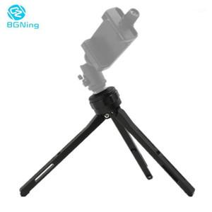 BGning PORTA SULL'ALLUMINIO SLR Staffa Desktop Treppiede Supporto per montaggio Selfie Stick per macchine fotografiche sportive Accessori Accessori1