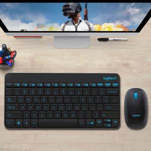 245 USB Nano Wireless Mini Gaming Keyboard Set 1000DPI Ergonomic Mouse Combos Set for Home Office Notebook Laptop