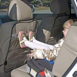 Automobile Kicking Mat Car Seat Back Cover Protector Kids Children Kick Mat Car Seat Cover Interior Accessories Auto Parts
