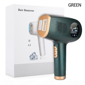 500000 Laser Hair Removal Body Bikini Handheld Laser Epilator For Women Freezing Point photoepilator Painless Ipl Hair Removal