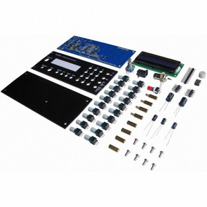 Tragbare MiniDDS Digital-Funktionsgenerator Servo Test Signal Generator-Controller Kit DIY-Teile mit Power Adapter G13i #