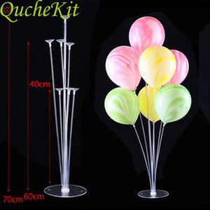 Balloon support devices, balloon sticks, wedding decorations, balloon poles for birthday parties