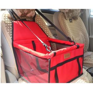 Folding Pet Supplies Waterproof Dog Mat Blanket Safety Pet Car Seat Bag Double Thick Travel Accessorie jllDns yummy_shop