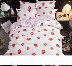 Butterfly Bed Linens High Quality 3 4pc Bedding Set duvet Cover+beds sheet+pillowcase High quality soft comefortable