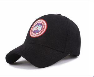 2020 Nova Moda Designer mens marca canadá lã bonés de lãs marca chapéus bordados homens mulheres chapéus mulheres chapéu casual sun bonés esportivos