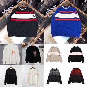 20SS женщины людей конструктора свитер LUXE Letters пуловер Мужчина Толстовка с длинным рукавом Толстовка Активного Вышивание Трикотаж зимняя одежда 2020